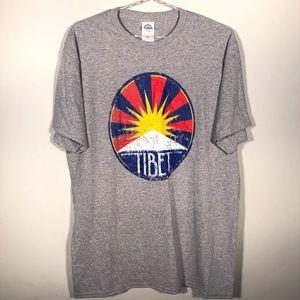 Tibet Graphic Tee